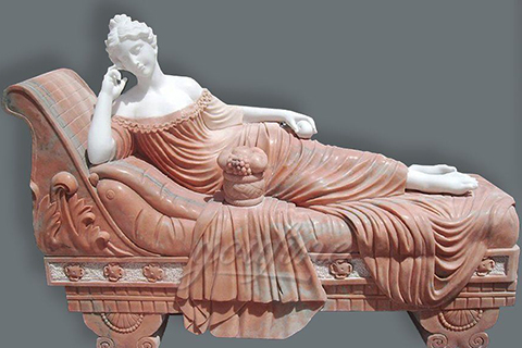 Life Size Marble Statue Woman Marble Polina Statues