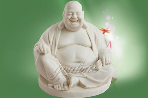 Popular Life Size Laughing Happy Maitreya Buddha Statues